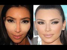 Make-up Tutorial Concealer Kim Kardashian 65 Ideen - Makeup Tutorial Over 40 All Things Beauty, Beauty Make Up, Hair Beauty, Beauty Essentials, Beauty Secrets, Beauty Hacks, Beauty Tips, Beauty Products, Looks Kim Kardashian