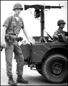 USAF Air Police in Vietnam