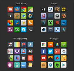 Here's how you can switch icon sets, and which ones I recommend trying out.