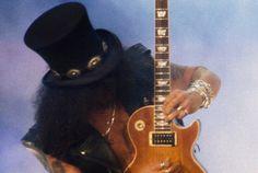 Conoce al Dios de la guitarra: Slash – El Rock Es Cultura