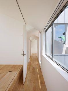 Complex House,© Toshiyuki Yano