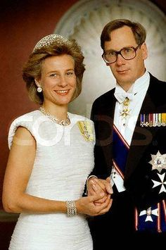 The Duke and Duchess of Gloucester