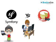 PHP Web Frameworks – Symfony Vs. CakePHP