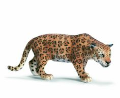 Schleich Jaguar by Schleich. $5.95. Like new but no box. Leopard by Schleich. Schleich. The Schleich ranges of hand painted animals are perfect for enjoyable role play - build up a collection for hours of fun. All animals are in scale to produce families, and are CE tested and approved. 5 Years +. Save 50% Off!
