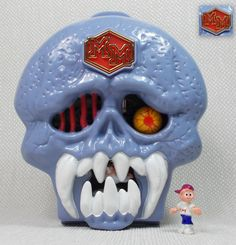 Mighty Max - Escapes from Skull Dungeon - Doom Zones - Bluebird Toys 1992 40