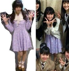 nakamoto sisters 中元姉妹 m/ m/ m/