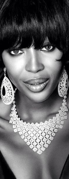 pinterest.com/fra411 #black #beauty - Naomi