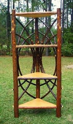 Our Willow Products Log Cabin Furniture, Hickory Furniture, Rustic Furniture, Furniture Design, Outdoor Furniture, Twig Crafts, Cabin Crafts, Felt Crafts, Willow Wood