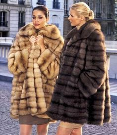 WE LOVE IT IN OUR FURS
