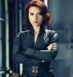 Natasha Romanoff/Black Widow (Scarlett Johansson)