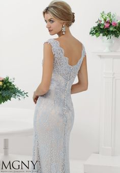 MGNY Collection by Mori Lee Spring 2012- Style 71116