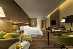 Four Points Guilin Hotel Lingui by PAL Design, Guilin – China » Retail Design Blog
