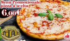 Menù Promozionale Pizza A Scelta Da Pizzeria Lo Spigolo http://affariok.blogspot.it/