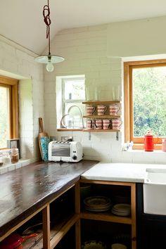kitchen 4 - Cocinas by Kireei