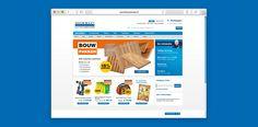 Bouwmaat rebranding - www.bouwmaat.nl / Brand Republic