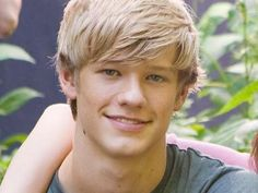Peeta Mellark?No, but I think he would make a good one...Lucas Till, but they have already cast Josh Hutcherson,I dont see it yet.