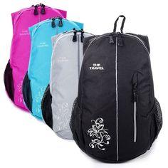 Sportowy damski plecak rowerowy travel TS45