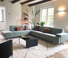 Living Room Decor Cozy, Living Room Sofa, Living Room Interior, Home Design Decor, Home Interior Design, Interior Architecture, Home Decor, Living Room Color Schemes, Living Room Designs