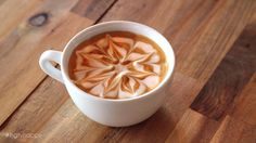 Latte Art Designs