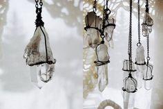 #Necklace #Crystal #Quartz