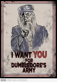wickedclothes: I want you for Dumbledore's Army! Dumbledore's Army (the D. Rowling's Harry Potter series that is founded by the main characters, Harry. Harry Potter Tumblr, Mundo Harry Potter, Harry Potter Shirts, Objet Harry Potter, Classe Harry Potter, Theme Harry Potter, Harry Potter Love, Harry Potter Poster, Collection Harry Potter