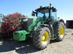 John Deere 6190R #tractor