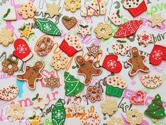 UPD:  теперь  с  рецептом  глазури! Поскольку  мы  отмечаем  Рождество  25-го  декабря...