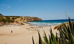 #Algarve travel guide: what to see, best bars, hotels and restaurants according to The Guardian 13.06.2015 | There is so much more to this sun-kissed region of Portugal than its beautiful beaches. Great seafood, elegant villages, and near-deserted islands and lagoons for a start … #portugal Photo: Zavial Beach, Algarve, Portugal.