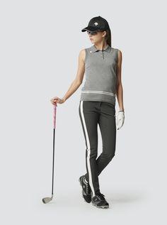 Girl Golf Outfit, Cute Golf Outfit, Girl Outfits, Girls Golf, Ladies Golf, Womens Golf Wear, Golf Fashion, Athletic Women, Golf Bags
