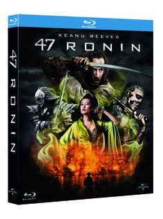 47 Ronin - Blu-ray, DVD e Blu-ray 3D dal 23 luglio