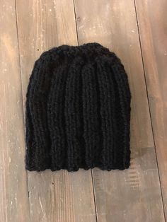 Your place to buy and sell all things handmade Best Winter Hats, Messy Bun, Ponytail, Knitted Hats, Your Hair, Looks Great, Scarves, Knitting, Handmade