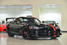 At SEMA 2014, Dodge revealed the new Dodge Viper SRT ACR Concept. While the car has yet to hit the production line, it will i