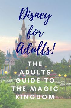 Heading to Disney World? Check out our Adult's Guide to the Magic Kingdom that covers all the essential attractions and eats (and tells you what you to skip)! Disney World Honeymoon, Walt Disney World Vacations, Disney World Resorts, Disney Parks, Orlando Disney, Disneyland Honeymoon, Disney World Souvenirs, Family Vacations, Disney Cruise