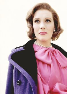 """Julie Andrews as Gertrude Lawrence in """"Star!"""" which was released in 1968."""