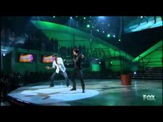 SYTYCD Lacey and Pasha Hip Hop , Lacey as mannequin