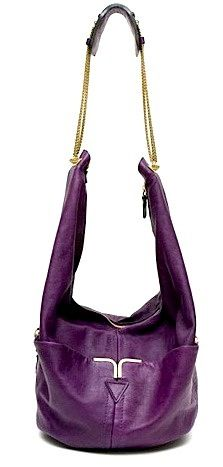 Chloe Leather Shoulder Bag