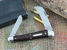 CollectorKnives - Great Eastern Cutlery Chapman Farmer Jack Tidioute Maroon Linen Micarta 383215, $83.28 (http://www.collectorknives.net/great-eastern-cutlery-chapman-farmer-jack-tidioute-maroon-linen-micarta-383215/)