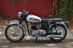 1962 Norton 650SS