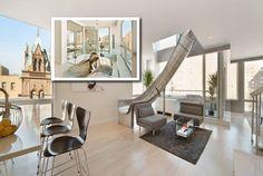 400万ドルですって。目が飛び出そうなお値段のペントハウス(いわゆる屋上ハウス)がニューヨークで売りに出されていますよ。上層のオ...