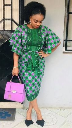 Most stylish collection of ankara short gown styles of 2019 trending today, try these short ankara gown styles African Dresses For Kids, African Wear Dresses, Latest African Fashion Dresses, African Print Fashion, Africa Fashion, African Attire, African Inspired Fashion, Ankara Fashion, Africa Dress