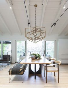 Lucy and Company: Casual Dining Room
