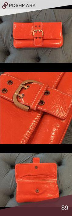 Clutch Super fun splash of color! Bags Clutches & Wristlets