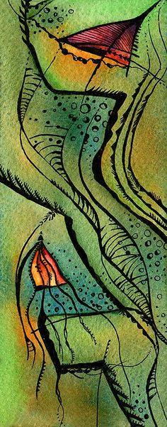 Agua de río - Autor: Yanina Geoffroy