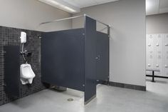 commercial bathroom designs | commercial restroom designs for ada and ambulatory stall designs for ...