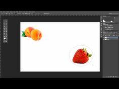 Tutorial Photoshop CC: Cómo mover y duplicar objetos en una imagen - YouTube
