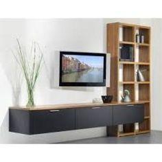 Smart home TV pole Furniture, Living Room Tv Unit, Interior, Home, Living Room Modern, Living Room Wall Units, House Interior, Living Room Tv Wall, Living Room Designs
