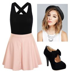 """Untitled #137"" by sarahthornhill on Polyvore Skater Skirt, Skirts, Polyvore, Fashion, Moda, Skater Skirts, Skirt Outfits, Fasion, Skirt"