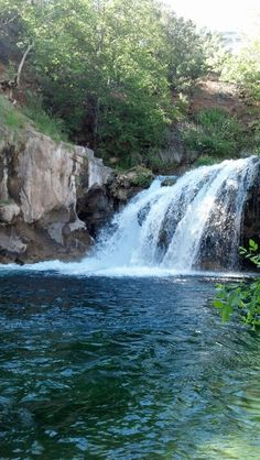 Fossil Creek, Arizona. Lived in AZ my entire life and I still haven't been here