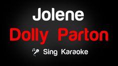 Dolly Parton - Jolene Karaoke Lyrics