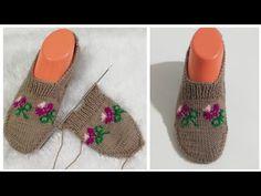 Crochet Coat, Crochet Shoes, Crochet Blouse, Crochet Slippers, Bead Crochet, Brown Hair Balayage, Knitting Videos, Tunisian Crochet, Shoes